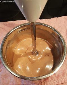 crémeux chocolat café