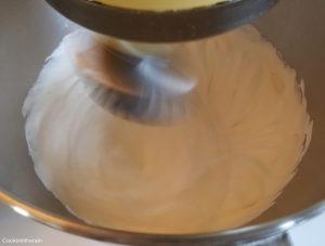 crème montée