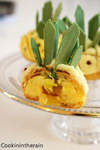 Choux ananas - Hugo & Victor