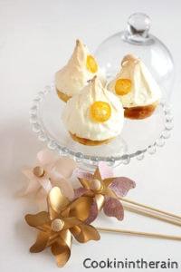 Polonaise aux kumquats - Michalak