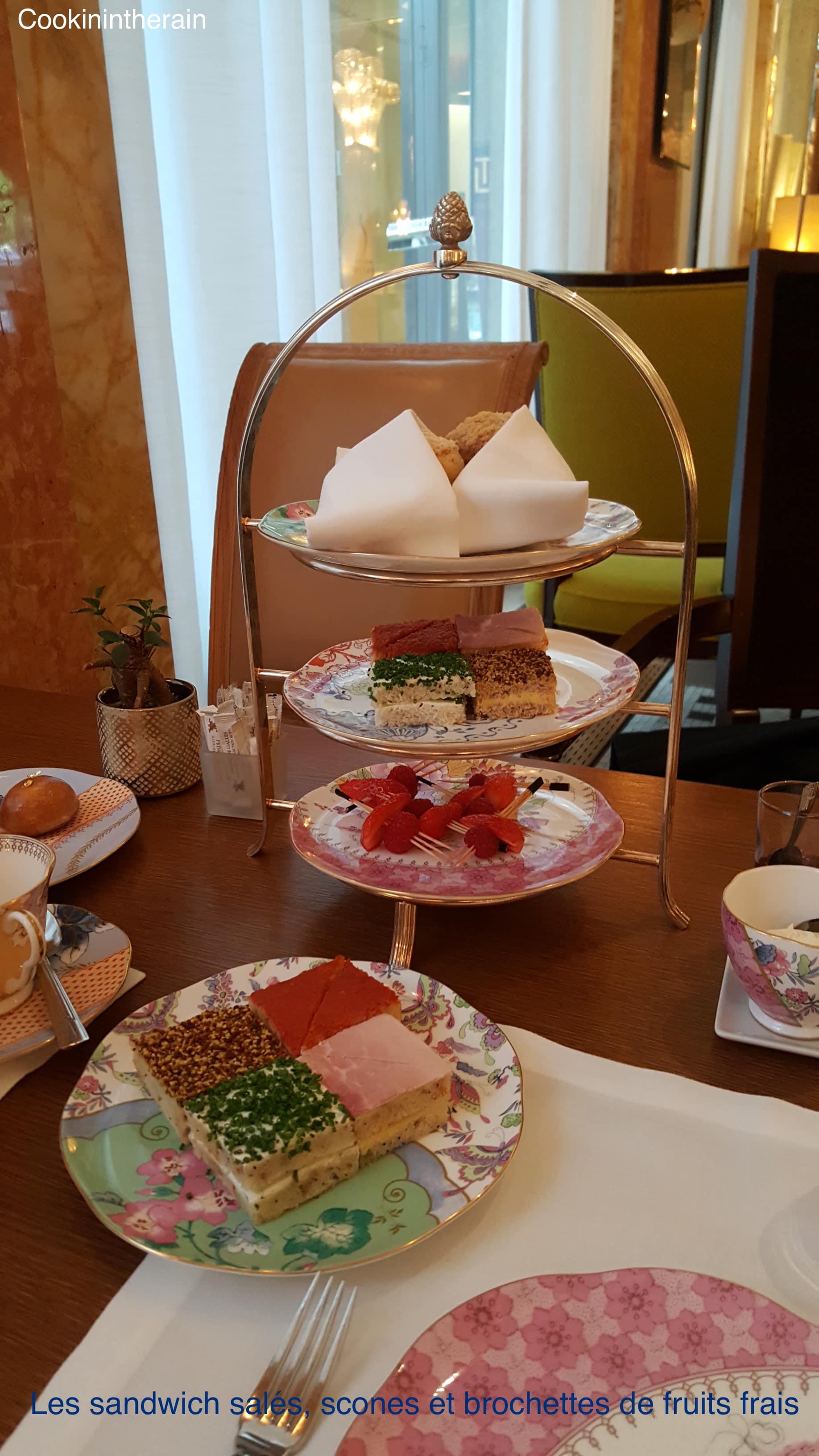 Tea time Prince de Galles 20171