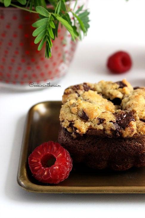 brookie framboise - Cookinintherain