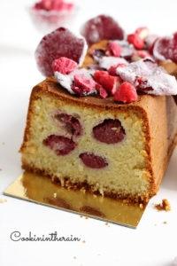 cake ispahan - Pierre Hermé