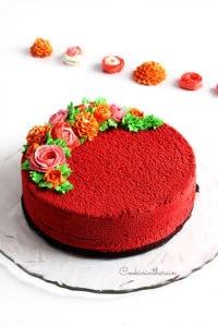fraisier fraîcheur - Cookinintherain