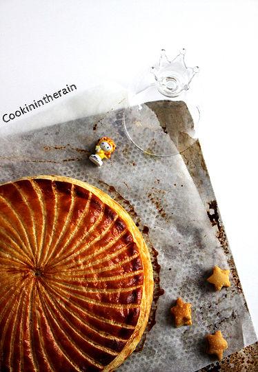 galette des rois noisettes - Cookinintherain