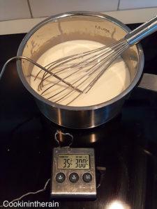 glace beurre de cacahuètes - Cookinintherain