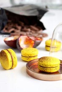 Les macarons mogador à la passion de Pierre Hermé