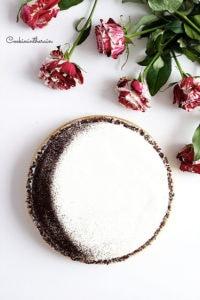 tarte infiniment vanille - Pierre Hermé