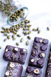 les cakes pistache et noisette format individuel