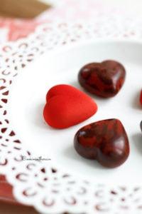 le coeur de framboises spray velour