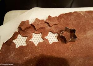 pâte sucrée chocolat emporte piécée