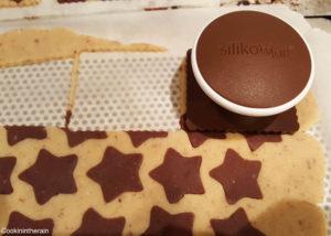 emporte piécer des biscuits rectangulaires