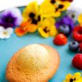 une madeleine fleurie