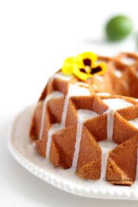 mon cake façon mojito