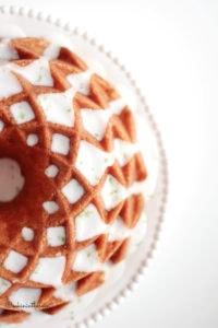 belles alvéoles du cake mojito