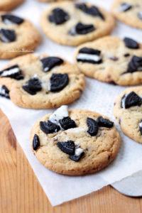 Les cookies oréo