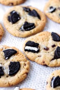 Cookies oréos selon la recette de base de Jacques Torres