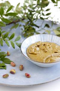 La pâte de pistaches de Pierre Hermé