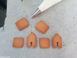 préparation des maisons