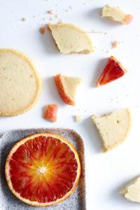 Les sablés sucrés à l'orange de Martha