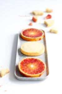 Les biscuits à l'orange