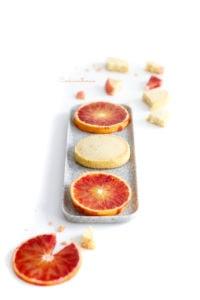 Des biscuits à l'orange pour le tea time